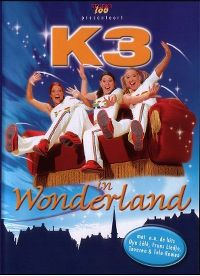 Cover K3 - In Wonderland [DVD]